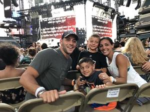 Christopher attended Taylor Swift Reputation Stadium Tour on Jul 13th 2018 via VetTix