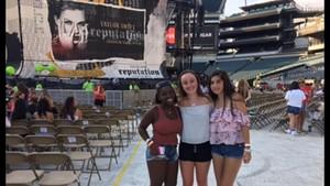 Rocco attended Taylor Swift Reputation Stadium Tour on Jul 13th 2018 via VetTix