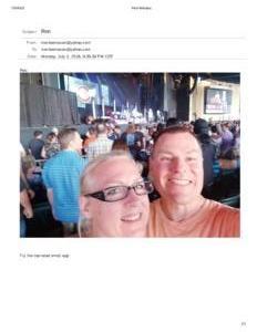 ivan attended Chicago / Reo Speedwagon on Jun 29th 2018 via VetTix