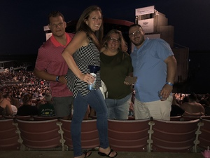 Donnie attended Rascal Flatts: Back To Us Tour on Jul 6th 2018 via VetTix