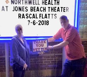 John attended Rascal Flatts: Back To Us Tour on Jul 6th 2018 via VetTix