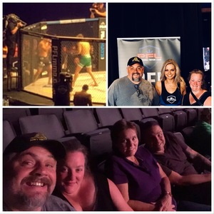 Darrell attended Pfl4 - Live at Nassau Coliseum - Mixed Martial Arts - Presented by Professional Fighters League on Jul 19th 2018 via VetTix