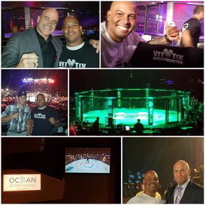 RAY attended Pfl6 - Atlantic City - Mixed Martial Arts - Presented by Professional Fighters League on Aug 16th 2018 via VetTix