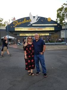 Hamid attended Counting Crows With Special Guest +live+: 25 Years and Counting - Lawn Seats on Jul 6th 2018 via VetTix