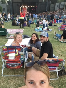 Luis attended Counting Crows With Special Guest +live+: 25 Years and Counting - Lawn Seats on Jul 6th 2018 via VetTix