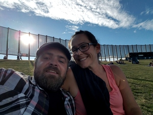 Curtis attended Counting Crows With Special Guest +live+: 25 Years and Counting - Lawn Seats on Jul 6th 2018 via VetTix