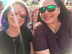 Melissa attended Counting Crows With Special Guest +live+: 25 Years and Counting on Jul 21st 2018 via VetTix