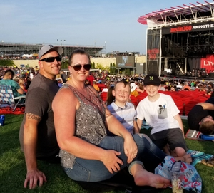 Daniel attended Counting Crows With Special Guest +live+: 25 Years and Counting on Jul 21st 2018 via VetTix