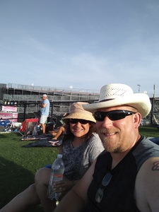 Kevin D. attended Counting Crows With Special Guest +live+: 25 Years and Counting on Jul 21st 2018 via VetTix