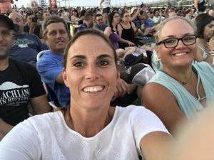 Ryan attended Counting Crows With Special Guest +live+: 25 Years and Counting on Jul 21st 2018 via VetTix