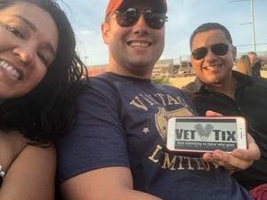 Brandon attended Counting Crows With Special Guest +live+: 25 Years and Counting on Jul 21st 2018 via VetTix