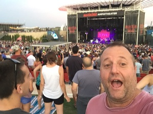David attended Counting Crows With Special Guest +live+: 25 Years and Counting on Jul 21st 2018 via VetTix