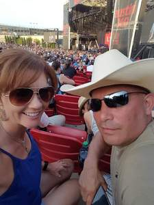 John attended Counting Crows With Special Guest +live+: 25 Years and Counting on Jul 21st 2018 via VetTix