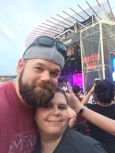 Adam attended Counting Crows With Special Guest +live+: 25 Years and Counting on Jul 21st 2018 via VetTix