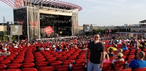 Rob attended Counting Crows With Special Guest +live+: 25 Years and Counting on Jul 21st 2018 via VetTix