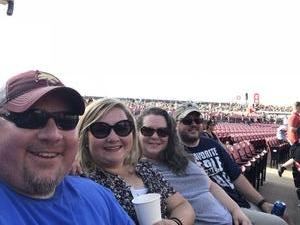 Joseph attended Counting Crows With Special Guest +live+: 25 Years and Counting on Jul 21st 2018 via VetTix