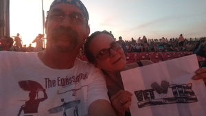 Steve attended Counting Crows With Special Guest +live+: 25 Years and Counting on Jul 21st 2018 via VetTix