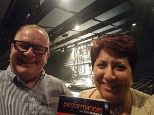 Michael Louise attended The Squirrels on Jul 6th 2018 via VetTix
