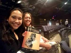 Christopher attended The Squirrels on Jul 6th 2018 via VetTix