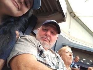 Douglas attended Tampa Bay Rays vs. Houston Astros - MLB on Jul 1st 2018 via VetTix