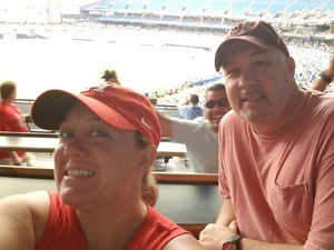 Shelby attended Tampa Bay Rays vs. Houston Astros - MLB on Jul 1st 2018 via VetTix