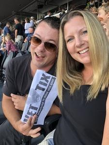 Josh attended Kenny Chesney: Trip Around the Sun Tour With Old Dominion on Jul 7th 2018 via VetTix