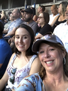 Jenny attended Kenny Chesney: Trip Around the Sun Tour With Old Dominion on Jul 7th 2018 via VetTix
