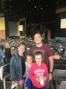 Kenneth attended Tedeschi Trucks Band on Jul 6th 2018 via VetTix