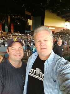 Daniel attended Tedeschi Trucks Band on Jul 6th 2018 via VetTix