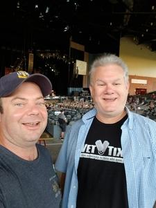 Brian attended Tedeschi Trucks Band on Jul 6th 2018 via VetTix