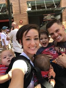 Joshua attended Arizona Diamondbacks vs. San Francisco Giants - MLB on Jul 1st 2018 via VetTix