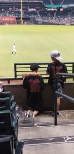 Roger attended Arizona Diamondbacks vs. San Diego Padres - MLB on Jul 5th 2018 via VetTix