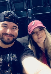 David attended Arizona Diamondbacks vs. San Diego Padres - MLB on Jul 5th 2018 via VetTix