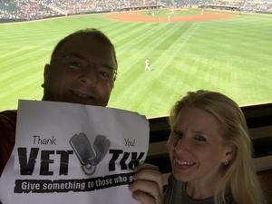 Shawn attended Minnesota Twins vs. Cleveland Indians - MLB on Aug 1st 2018 via VetTix