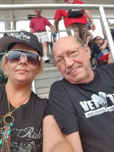 Ramon attended Minnesota Twins vs. Cleveland Indians - MLB on Aug 1st 2018 via VetTix