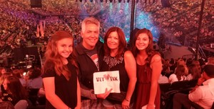 John attended Harry Styles (one Direction) Live on Tour - 2018 With Special Guest Kacey Musgraves on Jul 3rd 2018 via VetTix