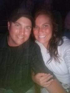 DEVYN attended Tim McGraw & Faith Hill Soul2Soul the World Tour 2018 - Country on Jul 13th 2018 via VetTix