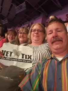 Mike attended Tim McGraw & Faith Hill Soul2Soul the World Tour 2018 - Country on Jul 13th 2018 via VetTix