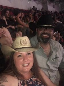 Farid Alfredo attended Tim McGraw & Faith Hill Soul2Soul the World Tour 2018 - Country on Jul 13th 2018 via VetTix