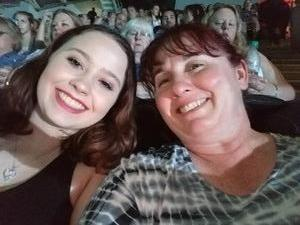 Carmen M & Daughter attended Tim McGraw & Faith Hill Soul2Soul the World Tour 2018 - Country on Jul 13th 2018 via VetTix