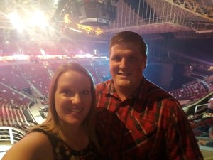 Matthew attended Tim McGraw & Faith Hill Soul2Soul the World Tour 2018 - Country on Jul 13th 2018 via VetTix