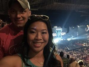 Jeff and Yvonne attended Tim McGraw & Faith Hill Soul2Soul the World Tour 2018 - Country on Jul 13th 2018 via VetTix