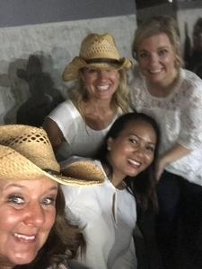 Shannon attended Tim McGraw & Faith Hill Soul2Soul the World Tour 2018 - Country on Jul 13th 2018 via VetTix