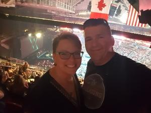 clinton attended Tim McGraw & Faith Hill Soul2Soul the World Tour 2018 - Country on Jul 13th 2018 via VetTix