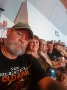 Roland attended Tim McGraw & Faith Hill Soul2Soul the World Tour 2018 - Country on Jul 13th 2018 via VetTix