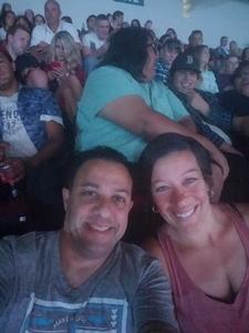 pablo attended Tim McGraw & Faith Hill Soul2Soul the World Tour 2018 - Country on Jul 13th 2018 via VetTix