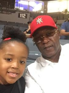 Drake attended Hoops for Troops - Las Vegas Aces. Vs. Chicago Sky - WNBA on Jul 5th 2018 via VetTix