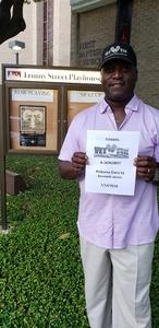 Andre attended Alabama Story by Kenneth Jones on Jul 14th 2018 via VetTix