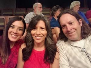Steve attended The Musical: 42nd Street - Friday on Jul 6th 2018 via VetTix