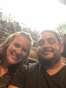 Andrew attended Brad Paisley on Jul 5th 2018 via VetTix
